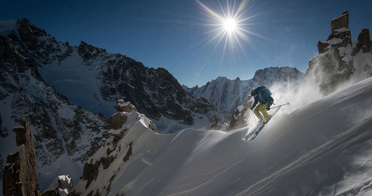A passion for skiing with Mountain Equipment