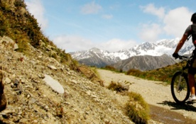 St. James Cycle Trail in North Canterbury - Mountainbiken in Neuseeland | Foto: Totti Lingott