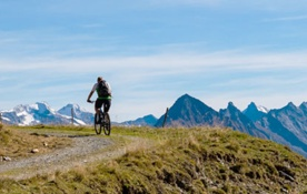 MTB Tirol: Auf Mountainbike-Tour in den Tuxer Alpen