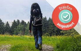 Deuter Kid Comfort III Kindertrage im Test