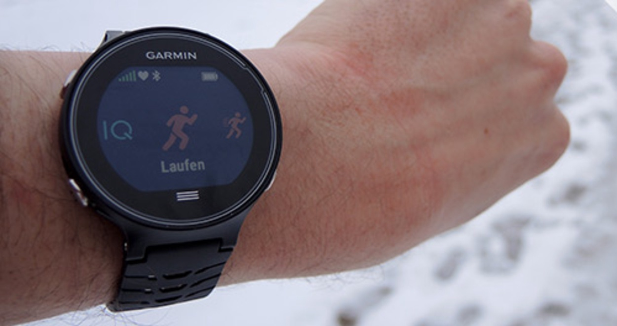 garmin forerunner 630 die high end laufuhr im test. Black Bedroom Furniture Sets. Home Design Ideas