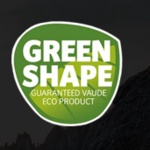 Green Shape Logo