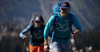 Red Bull X-Alps: Die Salewa-Athleten Simon Oberrauner & Aaron Durogati