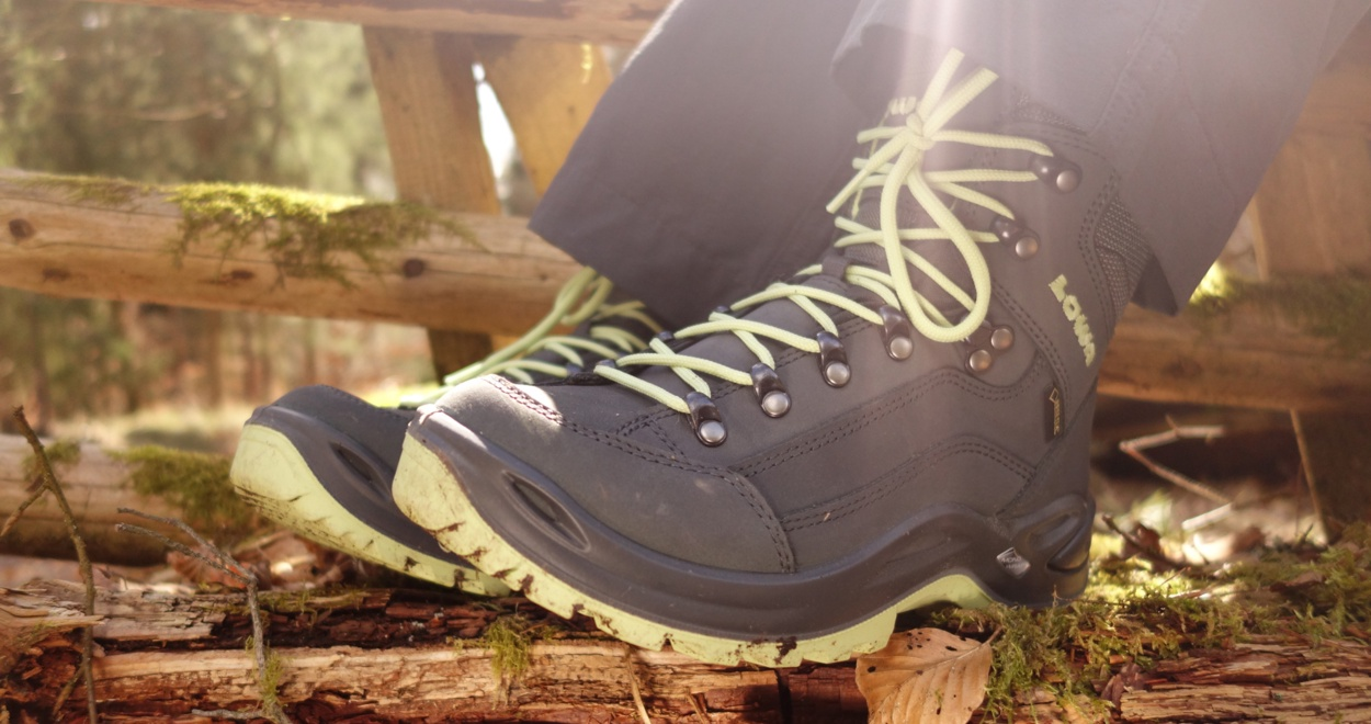 amazing selection free shipping best value Lowa Renegade GTX Mid - Allround-Wanderschuh im Test
