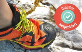 Trailrunning-Schuhe im Test: Boreal Reptile