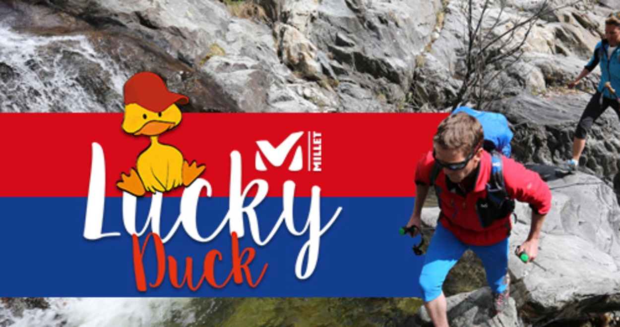 huge discount 06258 e24e0 Win a Millet backpack and a Millet softshell jacket worth ...