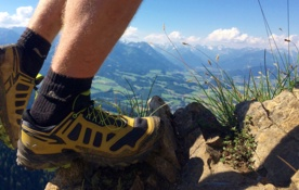 Salewa Ultra Train Trailrunningschuhe Test