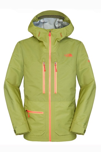 Ispo Award Winner Kategorie Outer Layer/Dritte Lage: The North Face Steep Series Fuse Brigandine Jacket