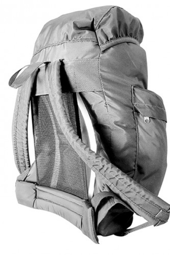 1985: The first backpack with patented Aircomfort mesh back allowing for better air flow. | Photo: Deuter