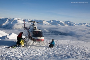 Canada's West - Champagne Powder