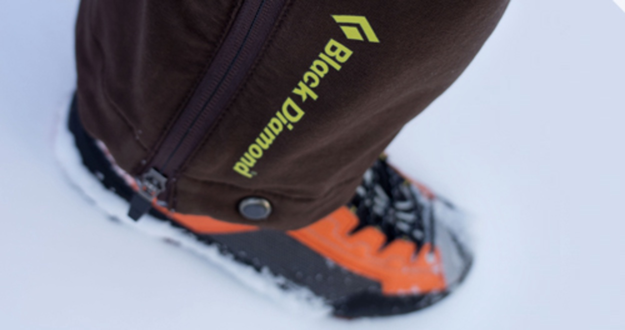 Black Diamond Klettergurt Ultraleicht : Black diamond dawn patrol touring pants im test