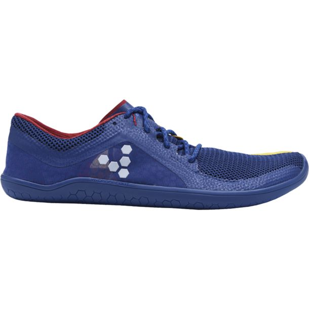 Vivobarefoot Men's Primus Road Shoe pbt navy 42
