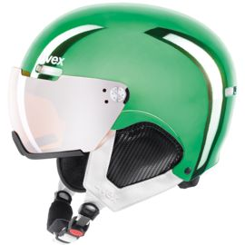 Uvex Hlmt 500 Visor Chrome LTD Visierhelm