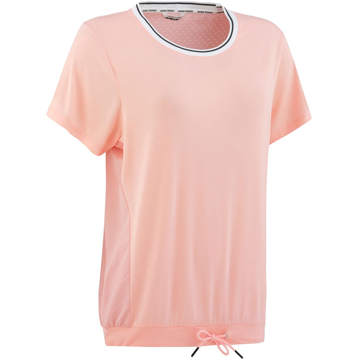 Kari Traa Damen Rong T-Shirt (Größe XS, Orange) | T-Shirts Funktion > Damen