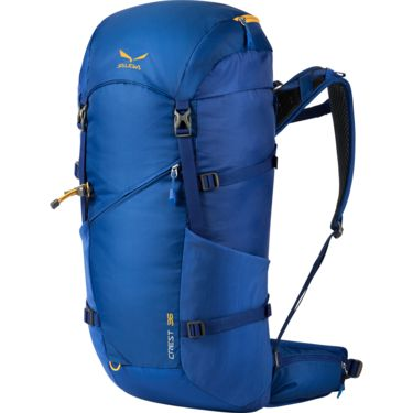 Salewa Crest 36 Rucksack nautical blue
