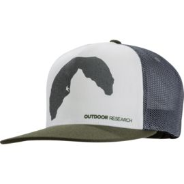 Outdoor Research Negative Space Trucker Kappe