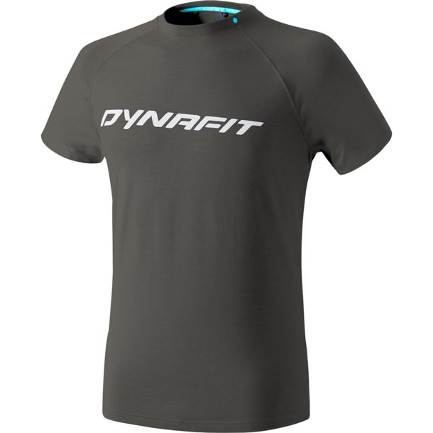Dynafit Herren 24/7 Logo T-Shirt black out melange L