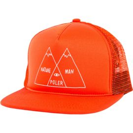 Poler Outdoor Stuff Venn Mesh Trucker Cap