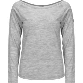 Super.Natural Dames Base Layer W's Scoop Top L/S 175
