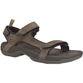 Teva Herren Tanza Leather Sandale
