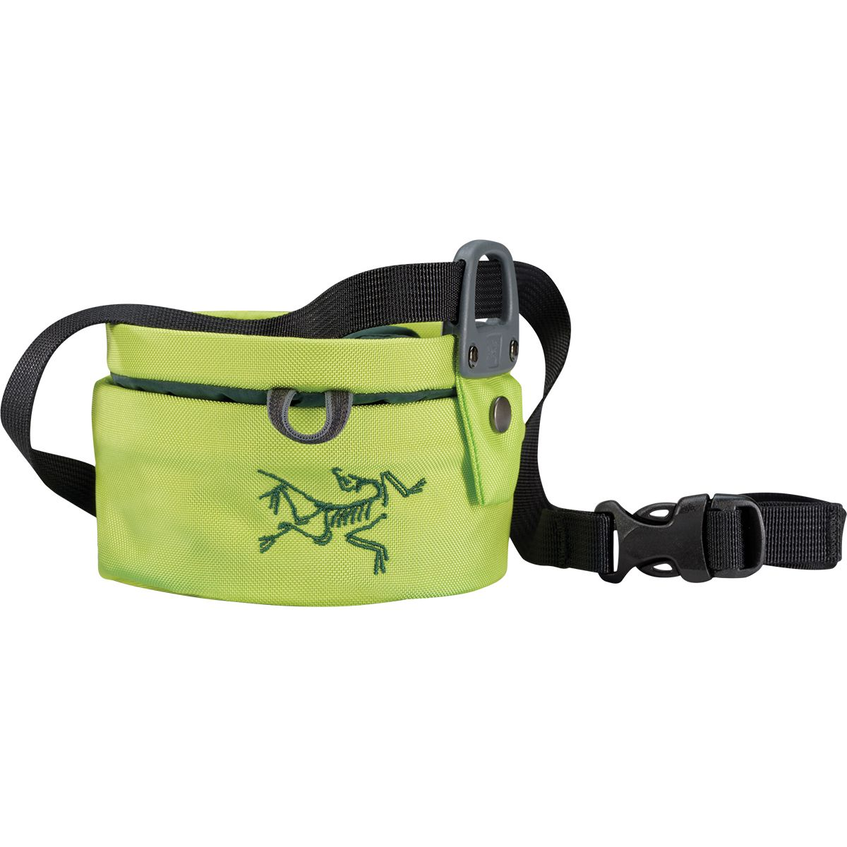 Image of Arcteryx Aperture Chalk Bag L (Grau)
