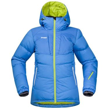 Bergans Damen Sauda Down Jacke light winter sky L