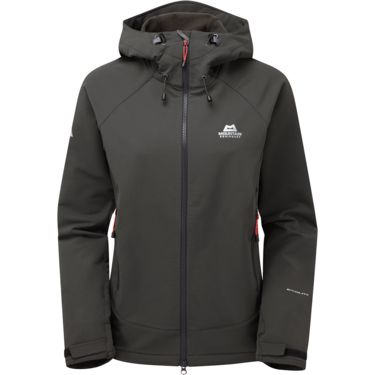 Mountain Equipment Damen Mission Jacke raven 8