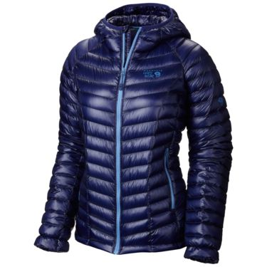 Mountain Hardwear Damen Ghost Whisperer Hooded Daunenjacke aristocrat XS