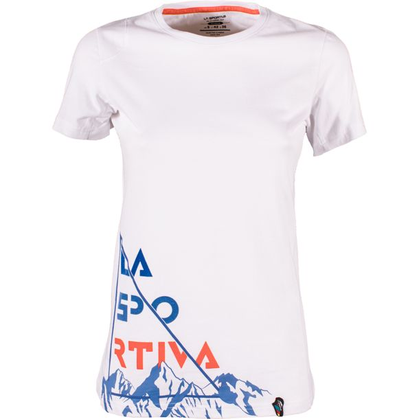 La Sportiva Mountain IS Home T-Shirt white XS