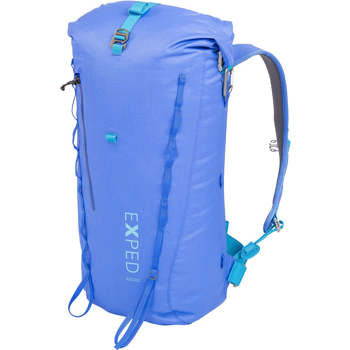Exped Black Ice Rucksack Blau