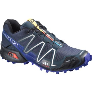 Salomon Men's Speedcross 3 CS Shoe deep blue-black UK8