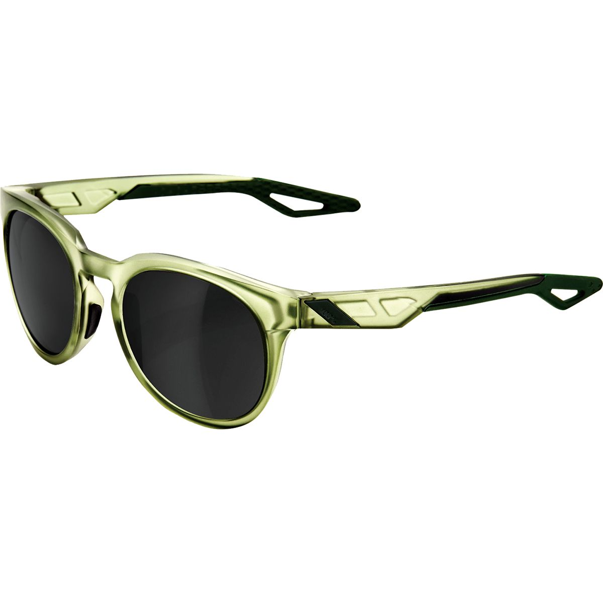 Image of 100% Campo - Mirror Lense Sonnenbrille (Oliv)