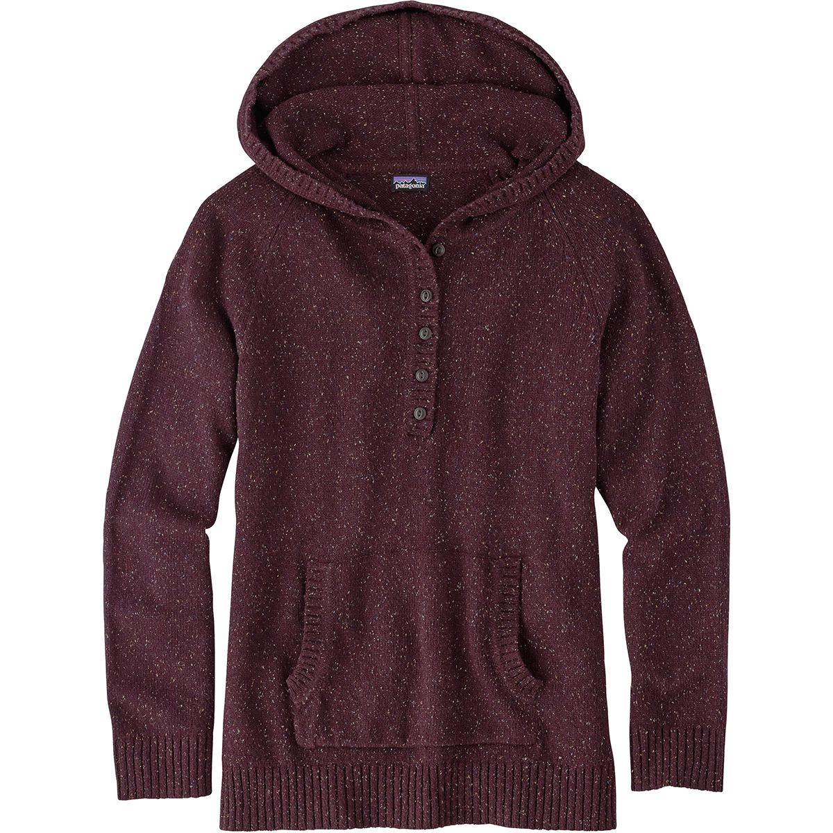 Patagonia Damen Country Off Hoodie Rot S