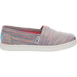 Toms Kids Classic Slip-On Shoe