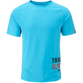 moon Herren Train Hard Tech T-Shirt