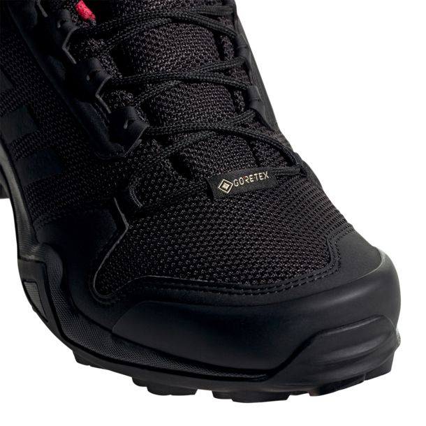 Damen Terrex AX3 GTX Schuhe carbon black pink UK 4.5