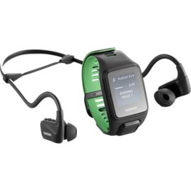 TomTom Runner 3 Cardio + Music + Headphones GPS Uhr