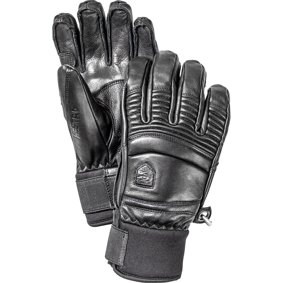 Hestra Leather Fall Line Handschuhe Schwarz L, M