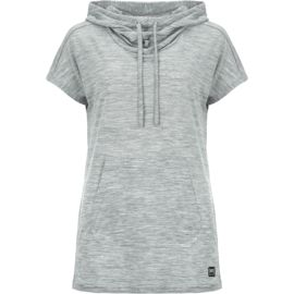Super.Natural Damen Vacation Funnel Hooded T-Shirt