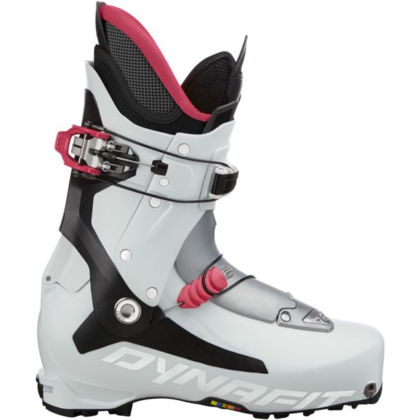 Dynafit Damen TLT 7 Expedition CR Tourenstiefel white/fuxia 27.5