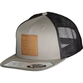 Scott Leather Patch Cap