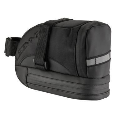 Lezyne Caddy M black saddle bag