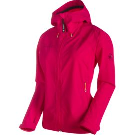 Mammut Dames Runbold Trail SO Hooded Dames Jas