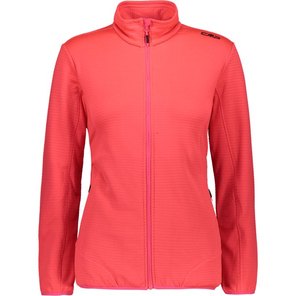 Damen Stretch Grid Tech Jacke gloss EU 44
