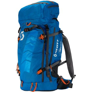 Scott Air Mountain AP 40 Kit Airbag backpack blue-grey