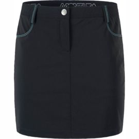 Montura Damen Stretch Skirt grey