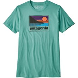 Patagonia Herren Up & Out Organic T-Shirt