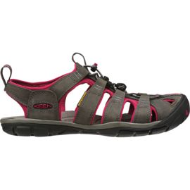 Keen Damen Clearwater CNX Leather Sandale