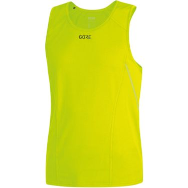Gore Wear Herren R5 Sleeveless Shirt neon yellow XL