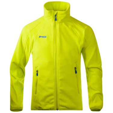 Bergans Kids Bolga Youth Jacket citrus 128